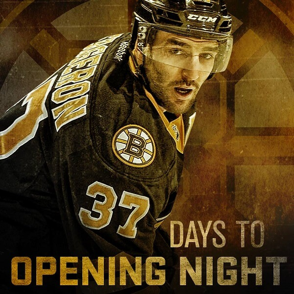 B's Announce Schedule For The 2015 Boston Bruins Training